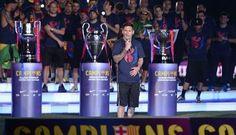 Gatorade presenta el trailer del documental sobre el triplete del FC Barcelona