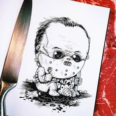 Série mostra conhecidos personagens de filmes quando bebês!