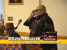 KUJICHAGULIA #Kwanzaa Celebration