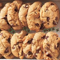 Flourless Peanut Butter-Chocolate Chip Cookies by Southern Living. These flourless cookies are a dream if you're going gluten-free, especially with the perfect pairing of peanut butter and chocolate. Flourless Chocolate Chip Cookies, Chocolate Peanut Butter, Chocolate Morsels, Chocolate Chips, Chocolate Desserts, Cookie Recipes For Kids, Best Cookie Recipes, Top Recipes, Diabetic Recipes