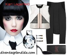 outfit capodanno trendy disco