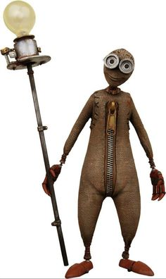 NECA 9 (Nine) Movie Action Figure Would love this, but so expensive. Wouldn't mind one inspired by it if I could find one. 9 Tim Burton, Estilo Tim Burton, Nine Movie, Tim Burton Characters, Fantasy Characters, 9 Film, Stop Motion, Designer Toys, Great Movies