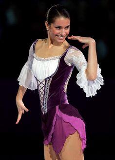 Alissa Czisny (Photo by Matthew Stockman/Getty Images)
