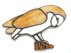 stained glass barn owl - Norton Safe Search