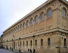 Bibliothèque Sainte-Geneviève - París (by Henry Labrouste)