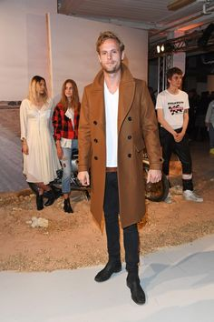 Don't Miss a Single Celebrity at London Fashion Week Day 3 Jack Fox at the Belstaff and Liv Tyler launch.