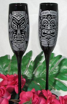 33 Tiki Themed Wedding Ideas Tiki Tiki Wedding Hawaiian Wedding