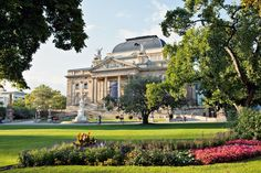 Wiesbaden, Germany- The Seibold branch of our family tree hails from here. Hessen Germany, Wonderful Places, Beautiful Places, Places To Travel, Travel Destinations, Merian, Great Memories, Weekend Trips, 4 Years