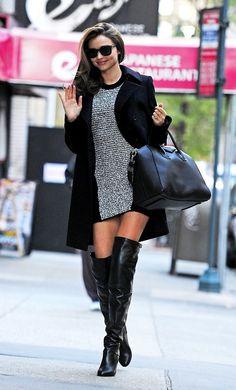13-Thigh High Boots Fashion Photos