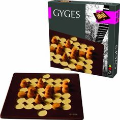 Amazon.com: Gyges Strategy Board Game: Toys & Games