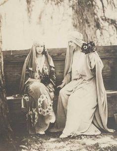 Marie and Ileana