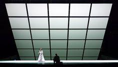 Die Götterdaemmerung, Regie: Barrie Kosky, Bühnenbild und Licht: Klaus Grünberg, 2010