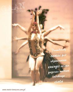 """""""Prawdziwy taniec jest objawieniem energii świata poprzez medium ludzkiego ciała""""  Isadora Duncan"""