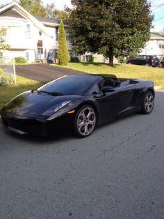 Brad Marchands Lamborghini