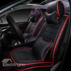 Super Classic Color and Fantastic Leather of Luxurious Car Seat Covers on sale, Buy Retail Price Car Seat Covers at Beddinginn.com