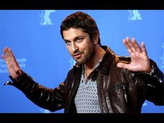 Gerard Butler Palm Reading