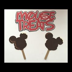 A personal favorite from my Etsy shop https://www.etsy.com/listing/264032885/mouse-treats-scrapbook-die-cut-title