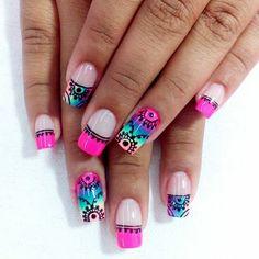 Nail Polish Designs, Nail Art Designs, Diy Makeup Storage, Feet Nails, Long Acrylic Nails, Pedicure Nails, Nail Decorations, Fabulous Nails, Nails Inspiration