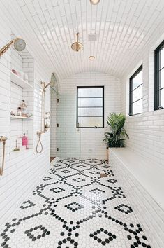 50 Best Farmhouse Bathroom Tile Design I. - 50 Best Farmhouse Bathroom Tile Design Ideas And Decor - Bathroom Tile Designs, Bathroom Inspo, Bathroom Inspiration, Bathroom Ideas, Bathroom Mirrors, Bathroom Curtains, Bathroom Organization, Bathroom Remodeling, Bathroom Bin
