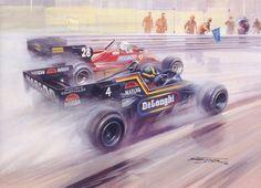 Michael Turner, 1984 Bellof and Arnoux