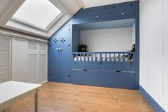 Built In Bed, Deco Nature, New Room, Tiny House, Kids Room, Sweet Home, Building, Wall, Design