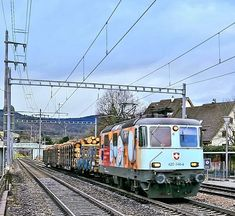 Trains, Europe, Vehicles, Rolling Stock, Vehicle, Train, Tools