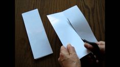 """Simple silent instructions for a visual lesson on how to make a quick & easy flip book. Material Needed: 3 Pieces 8 1/2"""" x11"""" Paper Stapler Scissors Markers,..."""