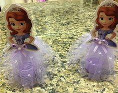 tubete princesinha Sofia