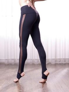 Yoga Leggings via Fitness Apparel
