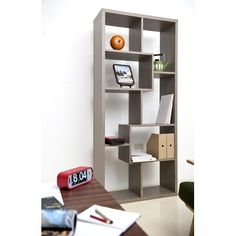 Hokku Designs Lucas Bookcase/Display Stand | AllModern
