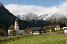 St. Gallenkirch - Vorarlberg -Austria