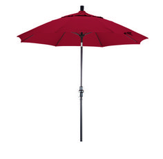 PHAT TOMMY 7.5 Foot Aluminum Umbrella Made with Pacifica Fabric