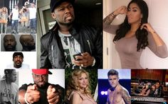 Celebrity Gossip: 50 Cent Drama, Courtney Love & Justin Bieber Couple Up - http://movietvtechgeeks.com/celebrity-gossip-50-cent-drama-courtney-love-justin-bieber-couple/-This week in nigga news…First off we have 50 Cent's latest drama with his new ex-girlfriend Tatted Up Thotty… I mean Tatted Up Holly. After 50 dropped her like a bad a habit and posted an Instagram pic of the young lady calling her community