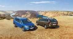 Fotos - Dacia Logan MCV Stepway  - Kombi - Dacia Schweiz