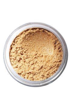 bare minerals eyeshadow in true gold