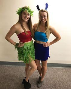 College Halloween Costumes, Best Friend Halloween Costumes, Halloween 2018, Scary Halloween, Theatre Costumes, Diy Costumes, Costume Ideas, Theme Parties, Halloween Disfraces