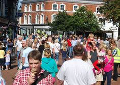 FOOD & DRINK EVENTS. Nantwich Food and Drink Festival