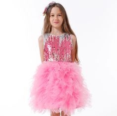 PAIETE SI TUL - ROCHITA ANIVERSARE Fondant, Special Occasion, Tulle, Girls Dresses, Skirts, Fashion, Dresses Of Girls, Moda, Skirt