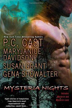 Bestseller Books Online Mysteria Nights P. C. Cast, MaryJanice Davidson, Susan Grant, Gena Showalter $14.42  - http://www.ebooknetworking.net/books_detail-0425241734.html