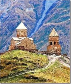 Gergetis Sameba | Georgia (Country) | საქართველო