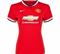 Nike Manchester United Home Shirt 2014/15 - Womens Manchester United Home Shirt 2014/15 - WomensThe red Nike 2014/15 Manchester United Womens Home Shirt pays homage to the Red Devils with MUFC tradition in every detail for ultimate club pride.The br http://www.comparestoreprices.co.uk/sportswear/nike-manchester-united-home-shirt-2014-15--womens.asp