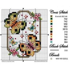 1 million+ Stunning Free Images to Use Anywhere Small Cross Stitch, Butterfly Cross Stitch, Cross Stitch Borders, Cross Stitch Rose, Modern Cross Stitch Patterns, Cross Stitch Flowers, Counted Cross Stitch Patterns, Cross Stitch Designs, Cross Stitching