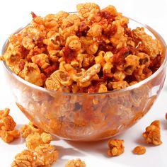 Siracha popcorn......yummmmmm