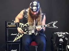 Black Label Society and Ozzy Osbourne guitarist Zakk Wylde plays his rendition of The Star Spangled Banner in support of our troops. Thanks for viewing. Thanks, YouTube!