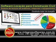 Software de locação de andaimes maquinas e equipamentos software locação
