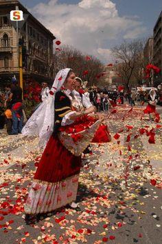 S.Efisio parade, Cagliari#Festa di Sant'Efisio #ramadura
