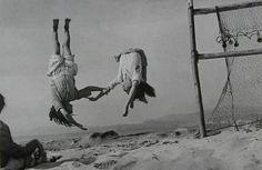 "hauntedbystorytelling: ""Photocollage by collage artist Charlotte Bracegirdle / original photo by Sergio Larrain, here "" Tina Modotti, Gordon Parks, Walker Evans, Magnum Photos, Street Photography, Art Photography, Photocollage, Collage Artists, Old Pictures"