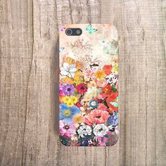 FLORAL iPhone 5 Case, Floral Cases iPhone5 Case, Floral iPhone 4s Case, Vintage iPhone 4 Case, Eco Friendly iPhone Cases, Mothers Day Gifts