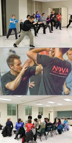 With this martial arts self defense company, you can be alert and prepared if caught in a dire situation. They offer a variety of customized classes such as private self defense for women, kids and others.