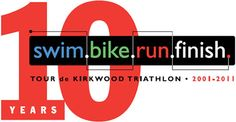 The Tour de Kirkwood started in the summer of 2001 as a way to let novice athletes experience the thrill of a triathlon in a non-competitive environment. In nine years, we've grown to over 300 participants. Our main goal has always been to provide a challenging, safe, triathlon experience, while raising money for deserving causes. Thus far, we've raised money for many local charities.